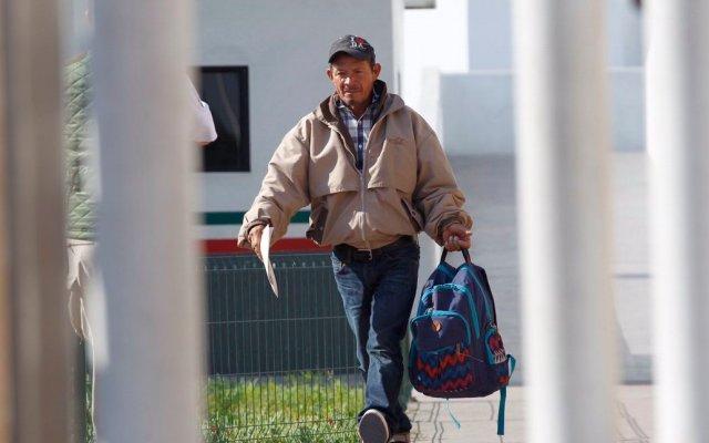 Devuelve EE.UU. a primer migrante por nueva política de asilo - Foto de @JohnGibbinsSDUT