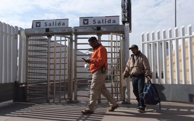Corte de EE.UU. prohíbe devolver a México a solicitantes de asilo - Foto de @JohnGibbinsSDUT