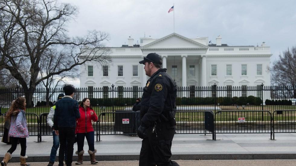 Cierre parcial del Gobierno de EE.UU. cumple 26 días - Casa Blanca. Foto de AFP / Saul Loeb