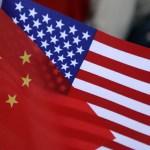 China y EE.UU. tendrán segunda ronda de negociaciones - Banderas de China y EE.UU. Foto de Internet