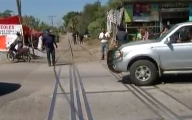 CNTE libera vías férreas en Michoacán para atender diálogo en la CDMX - Captura de pantalla