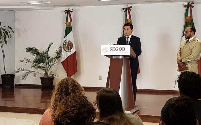 Comisión Nacional de Búsqueda identifica a 400 personas muertas - Foto de @SEGOB_mx