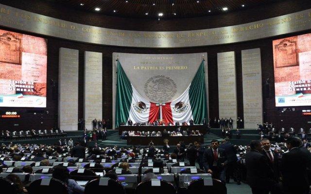 Congreso de la Unión recibe oficio de nombramiento de Arturo Herrera - congreso de la unión nombramiento arturo herrera