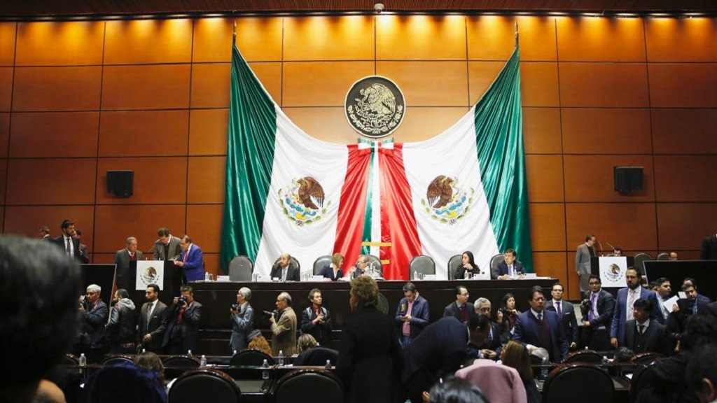 Diputados del PAN obtienen licencia de la LXIV Legislatura - Congreso de la Unión. Foto de @NoticiaCongreso