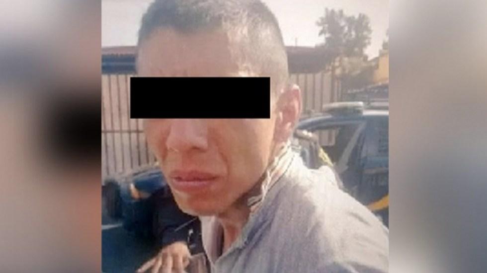 #Video Vecinos detienen a asaltante de taxista en Coyoacán - Foto de Alertas Urbanas