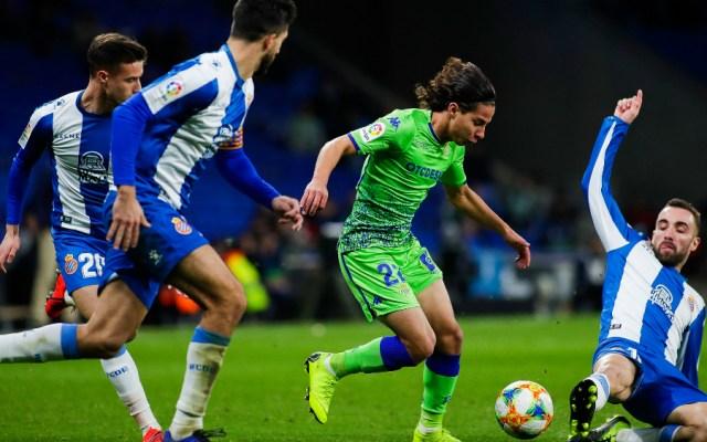 Betis rescata el empate en debut de Lainez en Copa del Rey - Foto de Mexsport