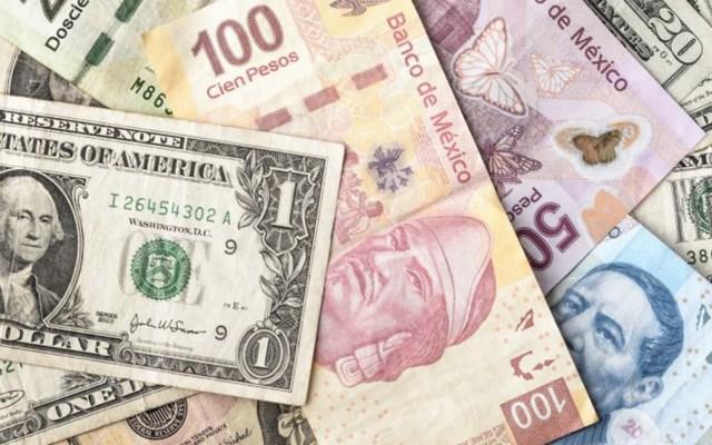 Dólar continúa a la baja y se cotiza en 19.38 pesos - Foto de internet