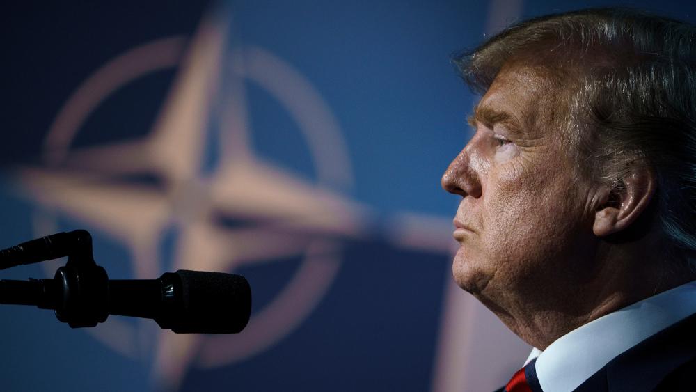 Trump revelará el jueves su nueva estrategia de defensa antimisiles - Foto de AFP