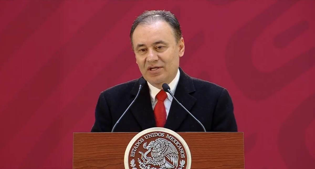 Alfonso Durazo. Captura de pantalla