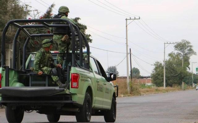 Autoridades civiles superan a militares en violaciones de derechos humanos - Foto de Archivo Milenio
