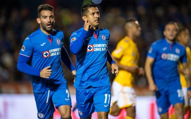 Cruz Azul logra primer triunfo en el Clausura 2019 - Foto de Mexsport
