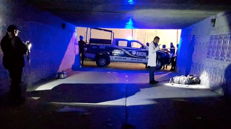 Hallan cuatro bolsas con restos humanos en Guerrero - Foto Especial