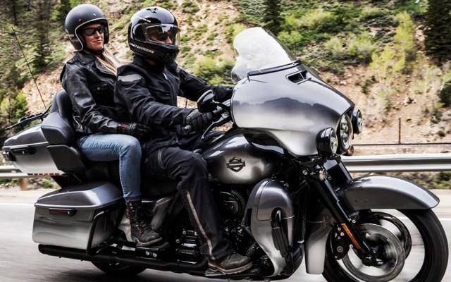 Andar en moto reduce el estrés: estudio - Foto de Harley-Davidson