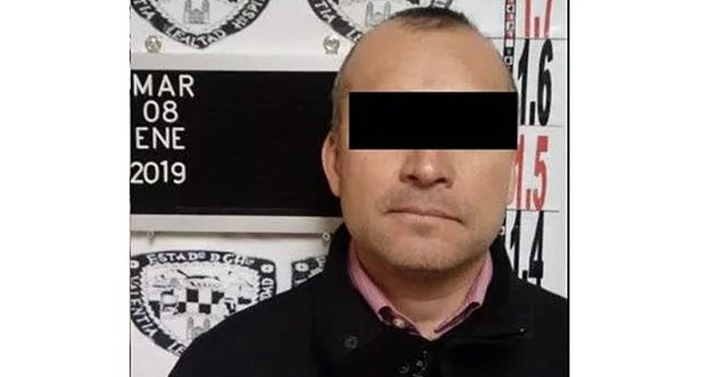 Cárcel preventiva a exsecretario de César Duarte - Foto de Reporte Cuauhtémoc