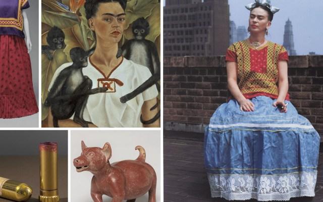 Inaugurarán exposición de Frida Kahlo en Nueva York - Foto de The New York Times