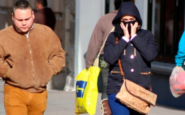 Frente frío mantendrá las bajas temperaturas en gran parte del país - Foto de Notimex