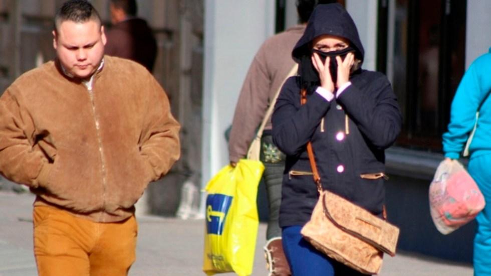 Prevalecerán las temperaturas bajo cero en Durango - Foto de Notimex