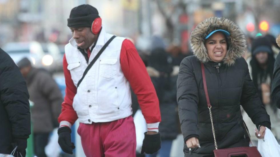 Nueva York sufrirá con 'ola ártica' esta semana - Foto de El Diario de NY