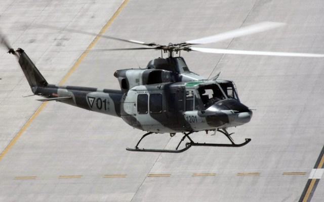 Fuerza Aérea se suma a tareas de vigilancia de ductos de Pemex - Foto de FSMex