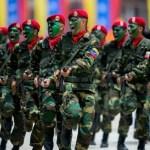 Detienen a militares que se sublevaron contra Maduro - Fuerza Armada Nacional de Venezuela. Foto de Internet