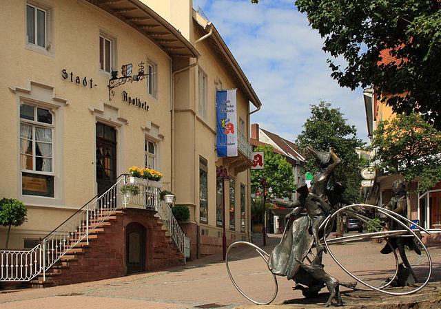 ¿Cual fue la primera gasolinería del mundo? - Foto de tripwolf.com