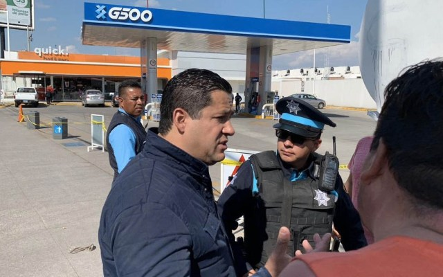 Llegan a Guanajuato ferrotanques con gasolina de Texas - Foto de @diegosinhue
