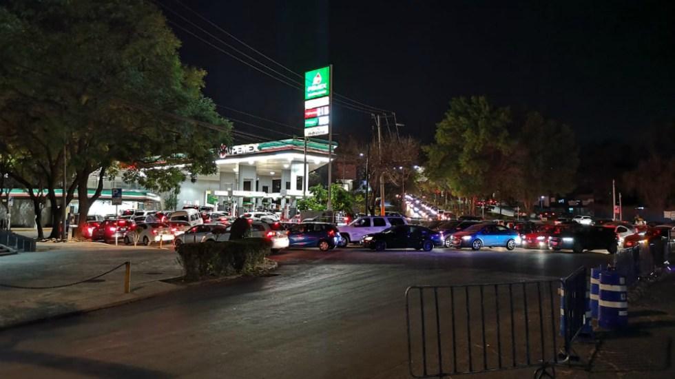 Decir que no hay desabasto de gasolina, burda mentira: Coparmex - desabasto combustible