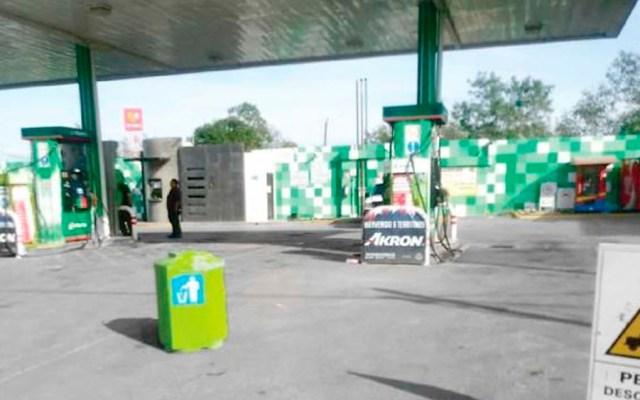 Cierran gasolineras en Reynosa por problemas de facturación - Foto de @latardereynosa