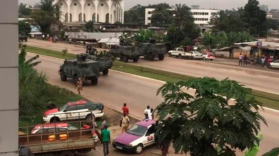 Fracasa intento de golpe de Estado militar en Gabón