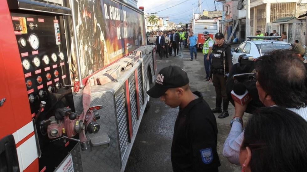 Incendio en clínica de Ecuador deja 18 muertos - El Comercio