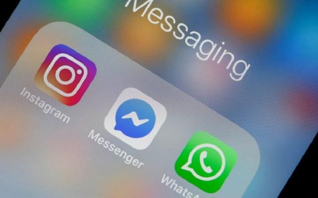 Alertan por extrema dependencia a WhatsApp - Instagram Messenger y WhatsApp. Foto de Internet