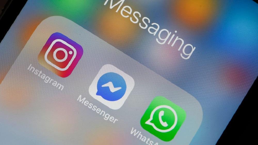 Instagram Messenger y WhatsApp. Foto de Internet