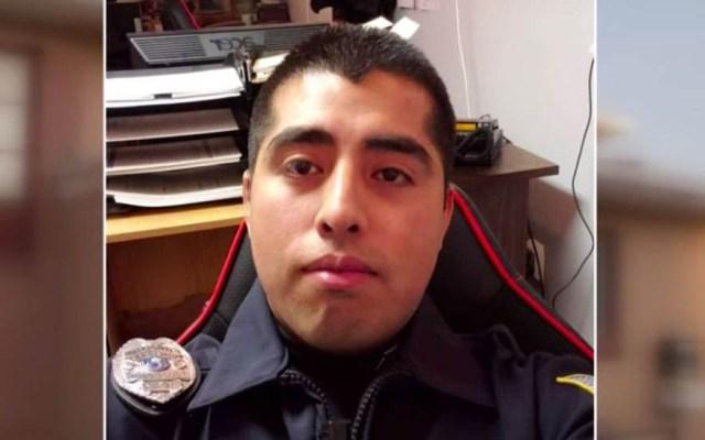 Alcalde de EE.UU. pide a policía cambiar su nombre por sonar muy hispano - Policía José Pérez. Foto de Internet