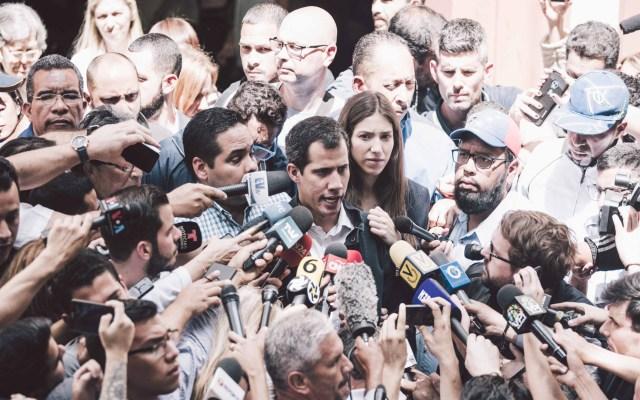 Guaidó anuncia acciones de protección a venezolanos ante protestas - Juan Guaidó. Foto de @jguaido