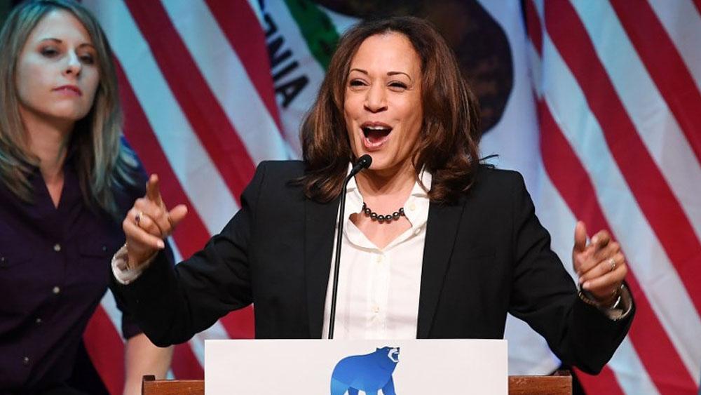 Demócrata Kamala Harris emprende carrera hacia la Casa Blanca 2020