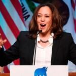 La demócrata Kamala Harris contenderá por la presidencia de EE.UU. - Foto de AFP
