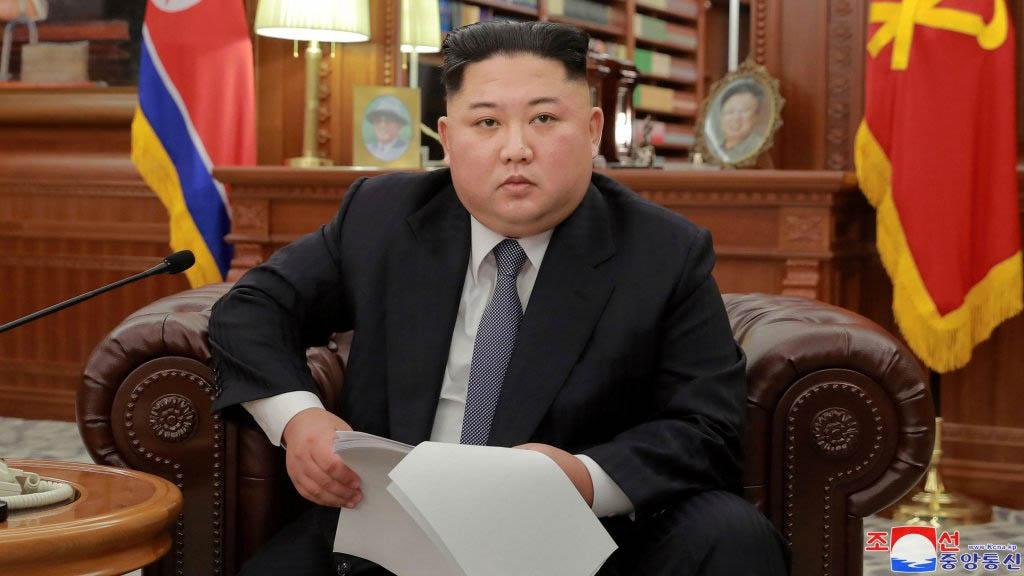"Medios norcoreanos refrendan ""determinación"" por la paz de Kim Jong-un - kim jong-un comprometido con la paz desnuclearización corea"