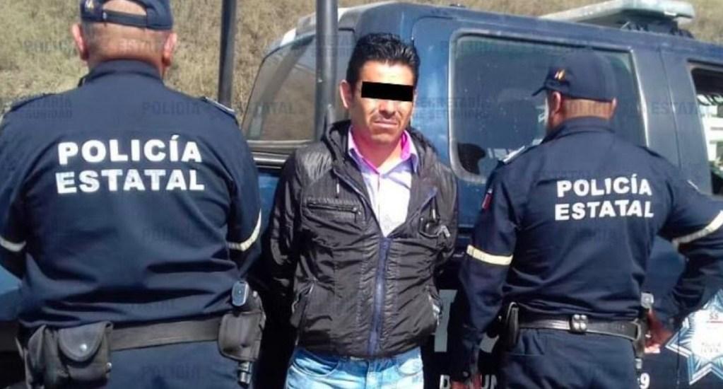 Cae líder de banda dedicada al robo de autos Tsuru en Toluca - Foto de Policía Estatal