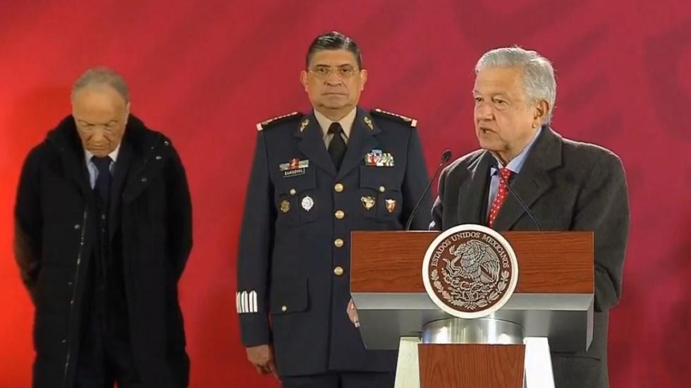 AMLO denuncia sabotaje en ductos - López Obrador en conferencia 10 de enero. Captura de pantalla