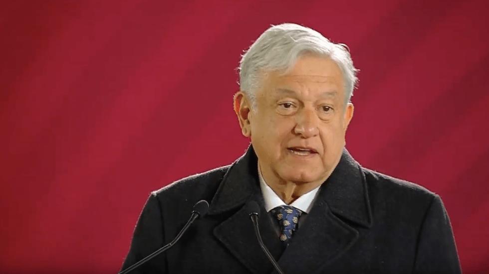 López Obrador desmiente que PFP haya realizado denuncia por desvío de recursos del NAIM