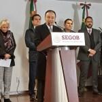 Gobernadores respaldan estrategia contra robo de combustible - Foto de Segob