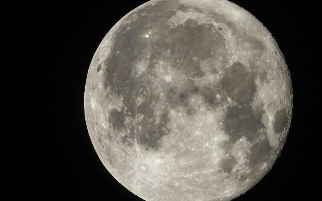 Rusia prevé enviar misión tripulada a la Luna en 2031 - Foto de AFP