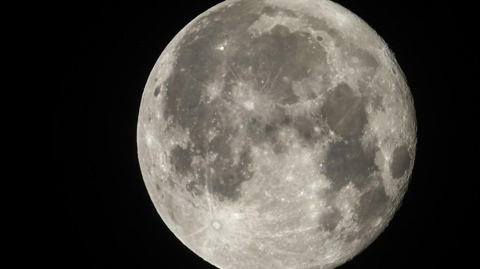 Rusia enviará nave a la Luna en 2021 - Foto de AFP