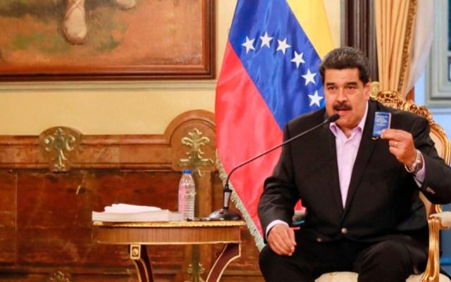 Maduro amenaza con adelantar elecciones parlamentarias - Foto de @NicolasMaduro