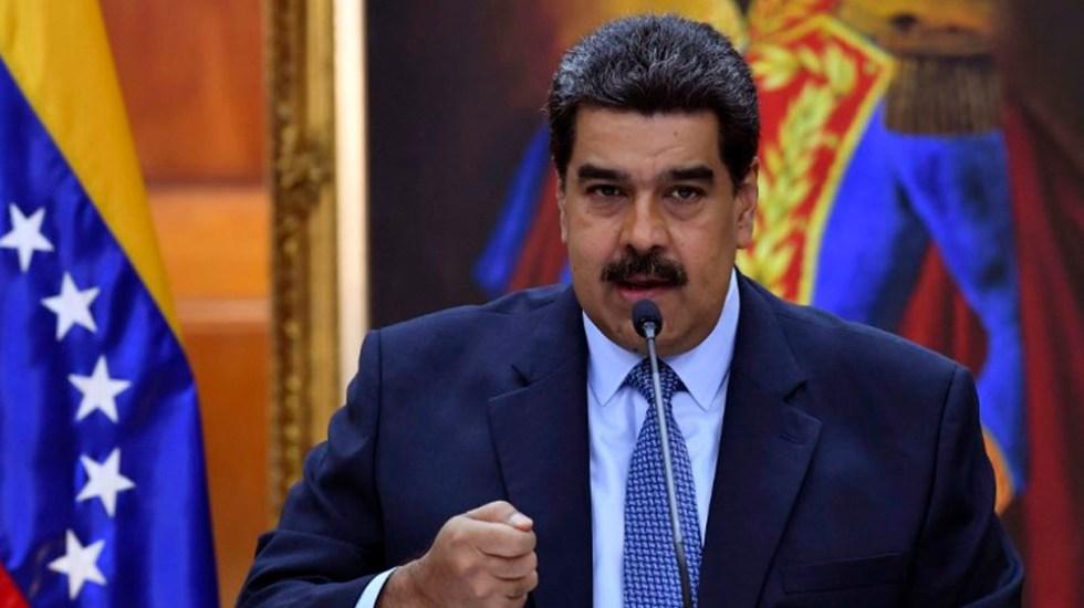 Maduro invita a México y Uruguay a mediar en crisis en Venezuela - maduro pide a méxico convocar a diálogo con la oposición
