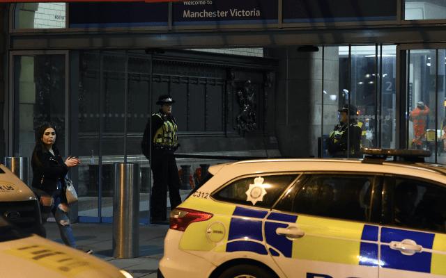 Policía investiga apuñalamiento de Manchester como ataque terrorista - Foto de AFP