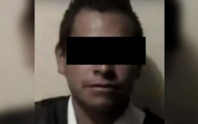 Detienen a presunto agresor de menor de Valle de Chalco - Foto de @c4jimenez