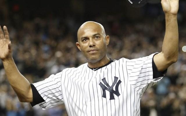 Mariano Rivera es el primer beisbolista votado unánimemente al Salon de la Fama - Foto de AP