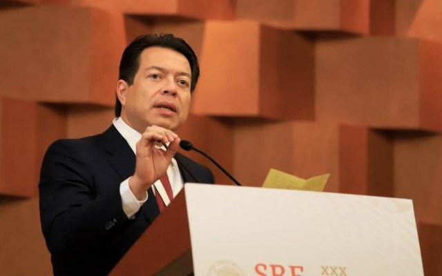 Morena analiza votar sin cambios ley para que robo de combustible sea delito grave - Foto de Twitter Mario Delgado
