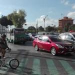 Analizan hábitos de transporte de capitalinos - Medios de transporte en la Ciudad de México. Foto de @modalyzer